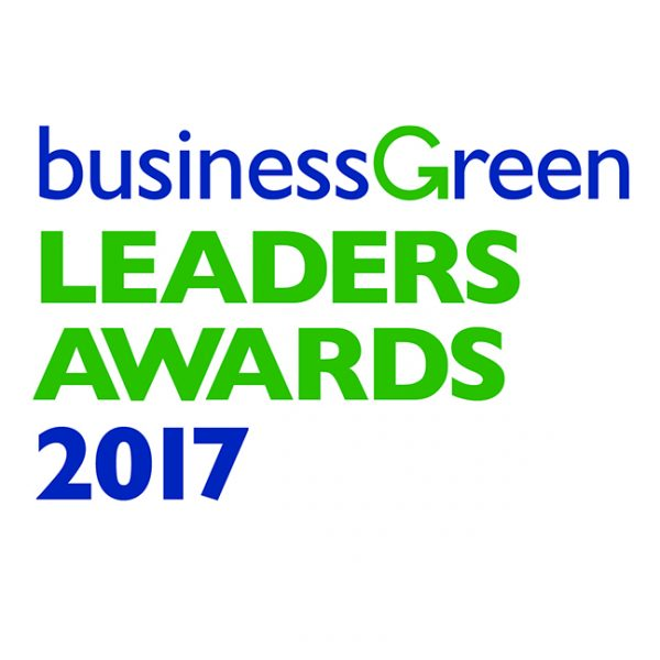 BusinessGreen Leaders Awards Shortlist